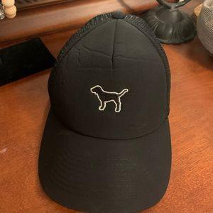 victoria secret trucker hat